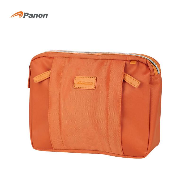 攀能橙色时代洗漱包