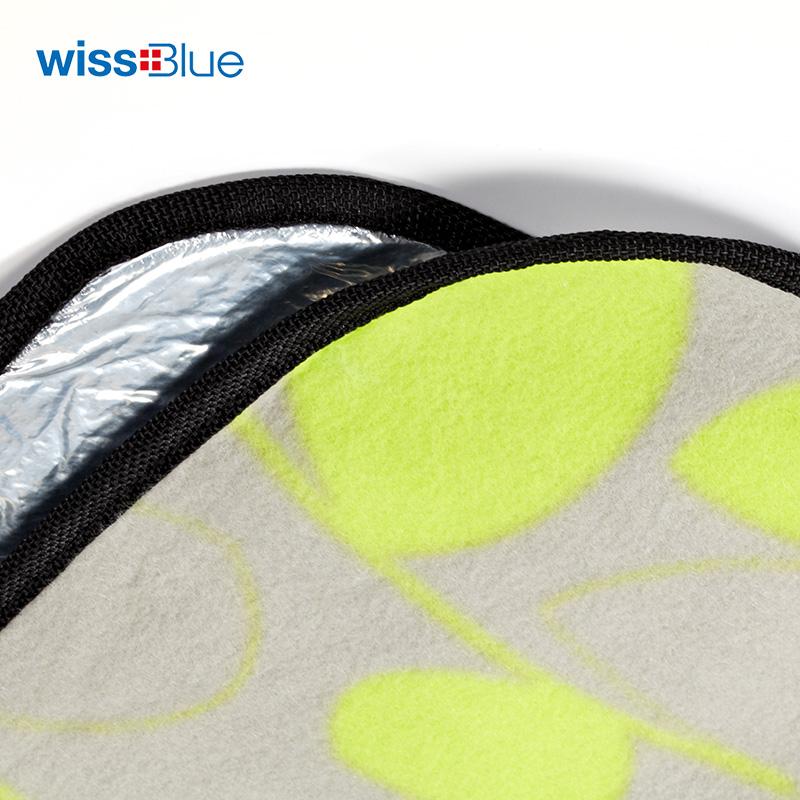 维仕蓝抓绒野餐垫