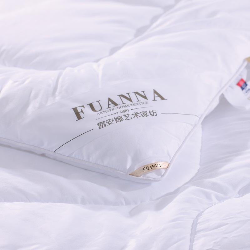 富安娜逸享暖芯被/尊享暖芯1.5m床