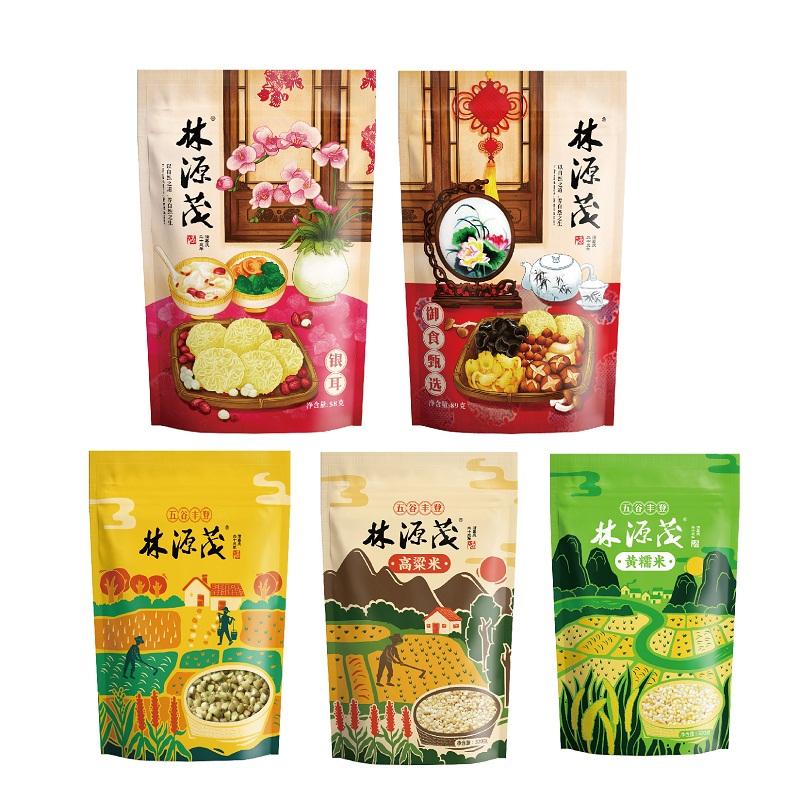 林源茂菌菇杂粮礼盒