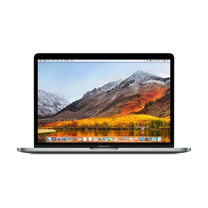 Apple MacBook Pro 13.3英寸笔记本 深空灰色(2017款Core i5处理器/8GB内存/128G硬【下单后两天发货】