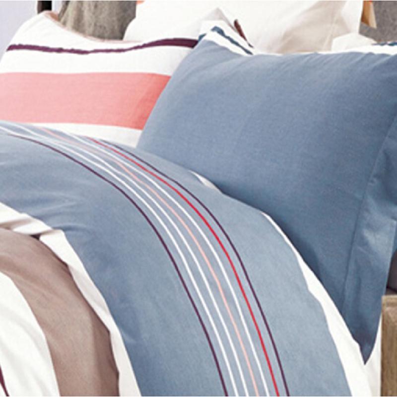 金丝莉美的全棉套件四件套床上用品 时光映像