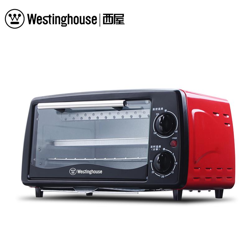 美国西屋12L电烤箱 WTO-PC1201J