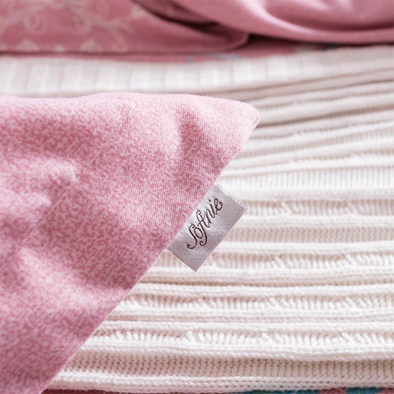 喜芙妮暖阳系列-诗语四件套1.5米床