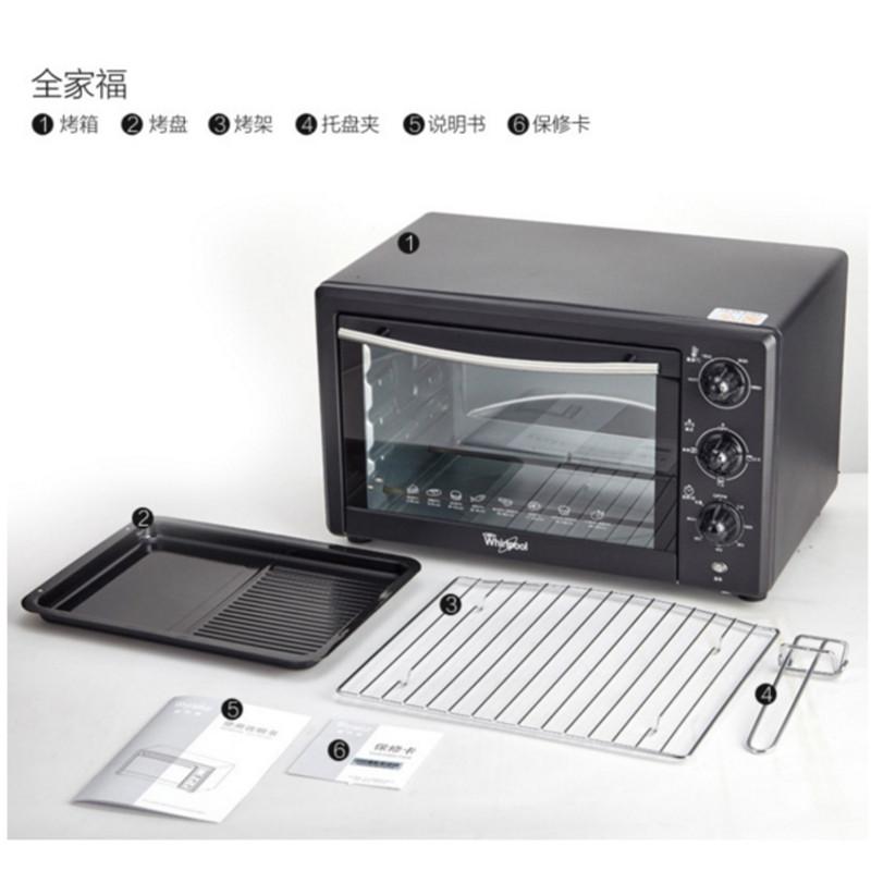惠而浦电烤箱WTO-SP301G