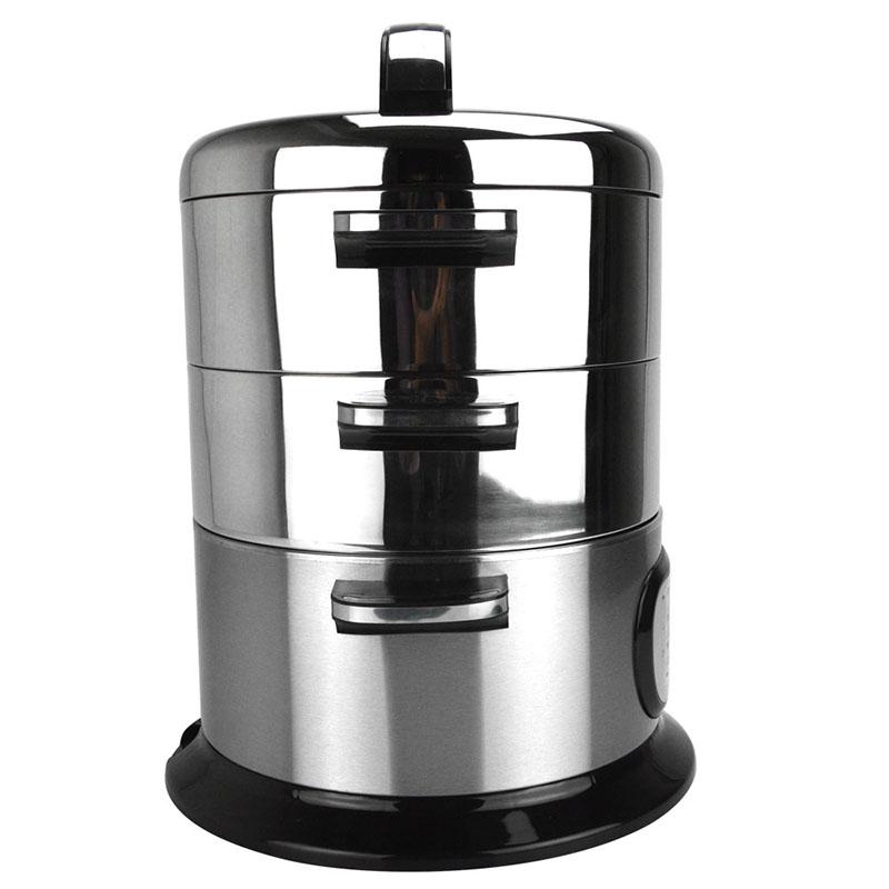 康佳(KONKA)KGTLB-590蒸满味 电蒸笼 黑色