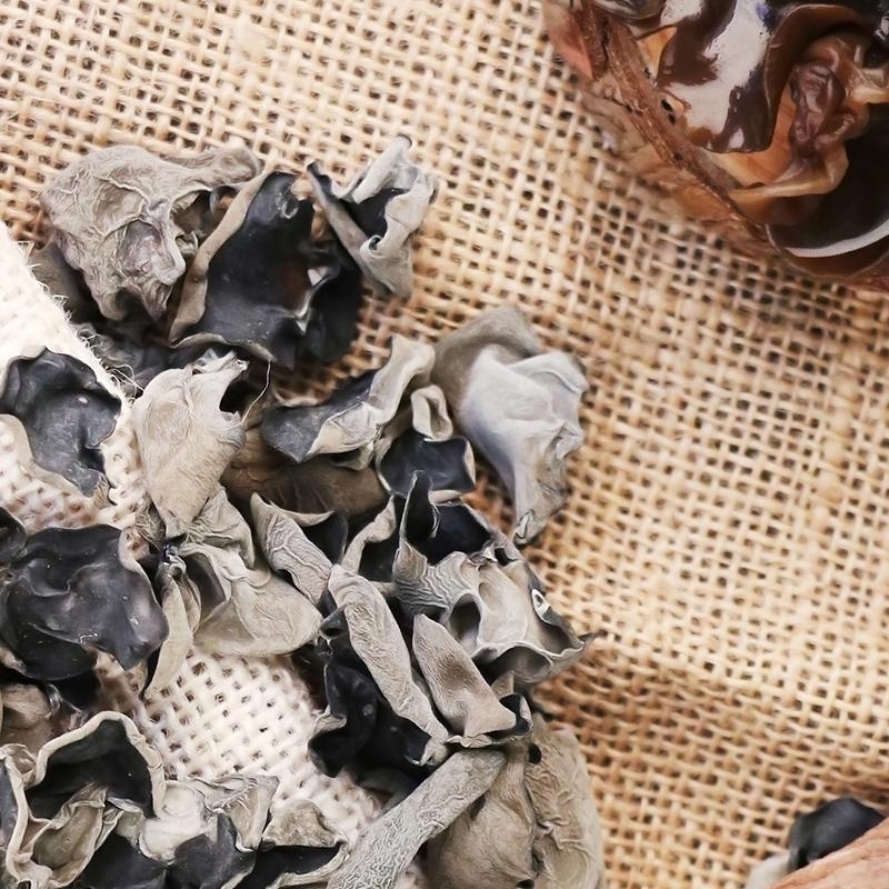 十月稻田 东北特产 山珍干货 黑木耳150g【新疆,甘肃、西藏,青海,内蒙古不发货】