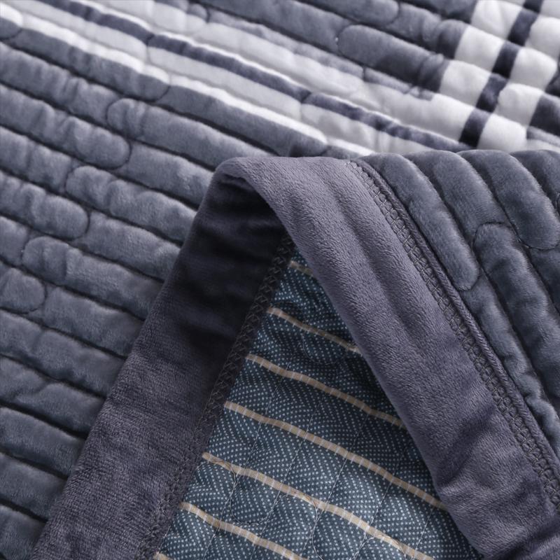 乔德家纺 多功能毛毯盖毯-经典大格180*200cm