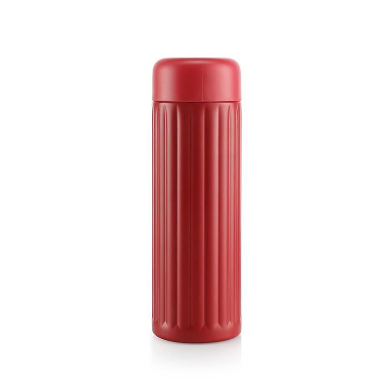 多样屋Passion 不锈钢提手保温直身杯TA040101038ZZ
