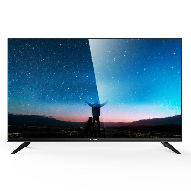 康佳(KONKA)32英寸 LED32G30CE 高清液晶电视 黑色