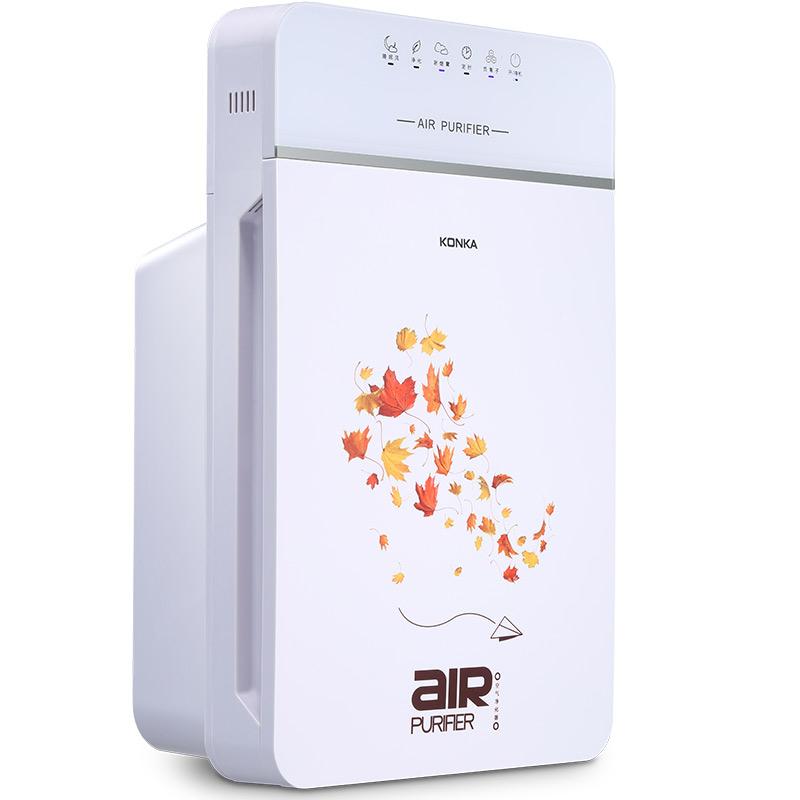 康佳(KONKA) 枫叶仙林空气净化器升级版KGJH-11E