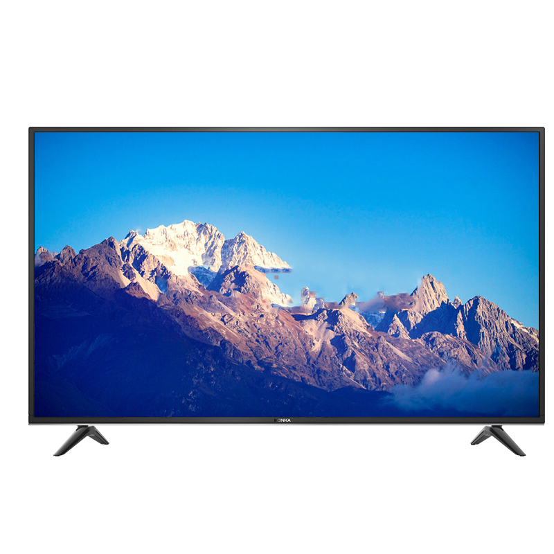 康佳(KONKA)LED55G30UE 55英寸 4K超高清智能电视 黑色 55英寸(LED55G30UE) 黑色