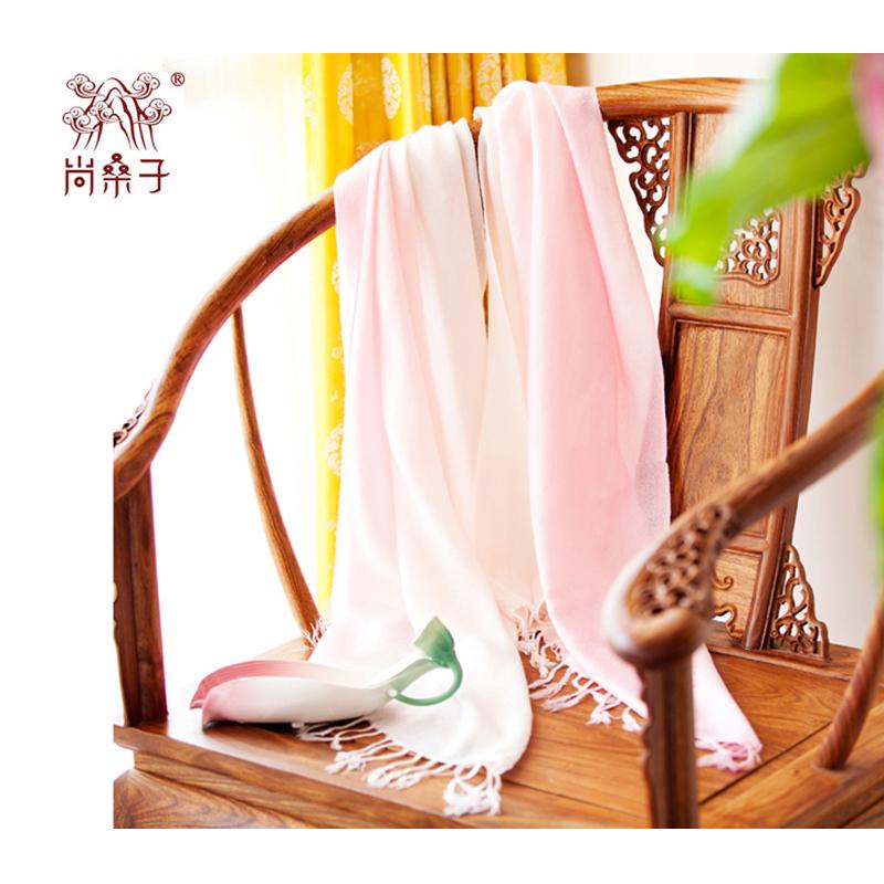靓妃围巾(红幻)