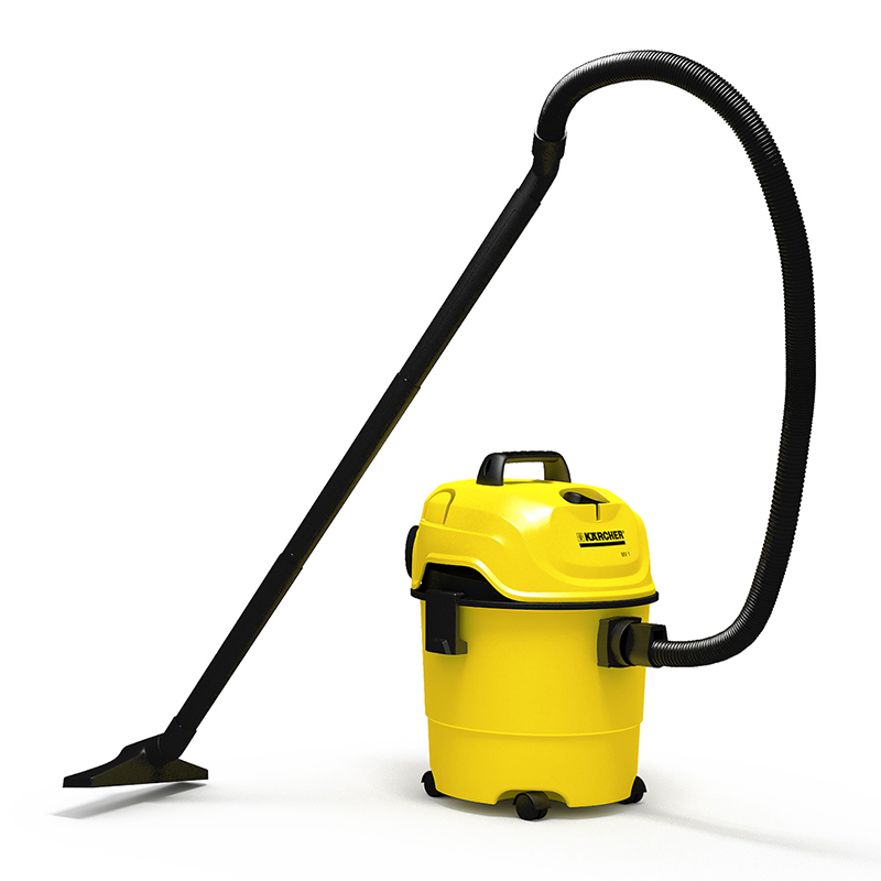 凯驰karcher干湿两用真空迷你小型筒式吸尘器MV1