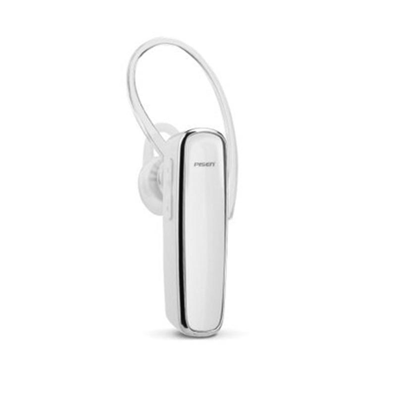 品胜耳塞式立体声蓝牙耳机 白色