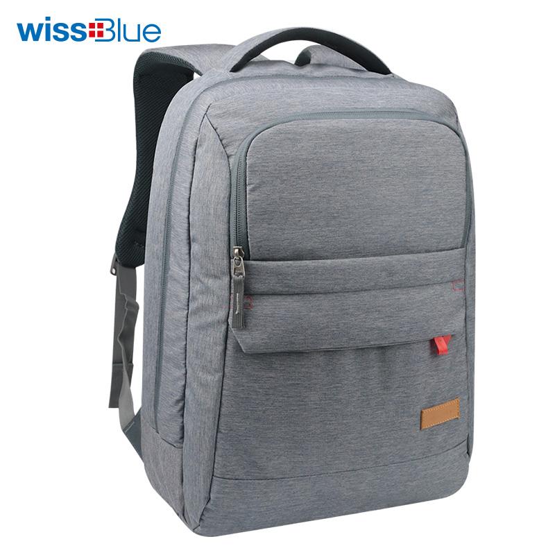 维仕蓝风行系列背包 WB1145 灰色