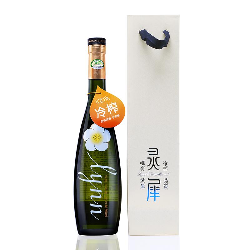 灵犀山茶油600ML