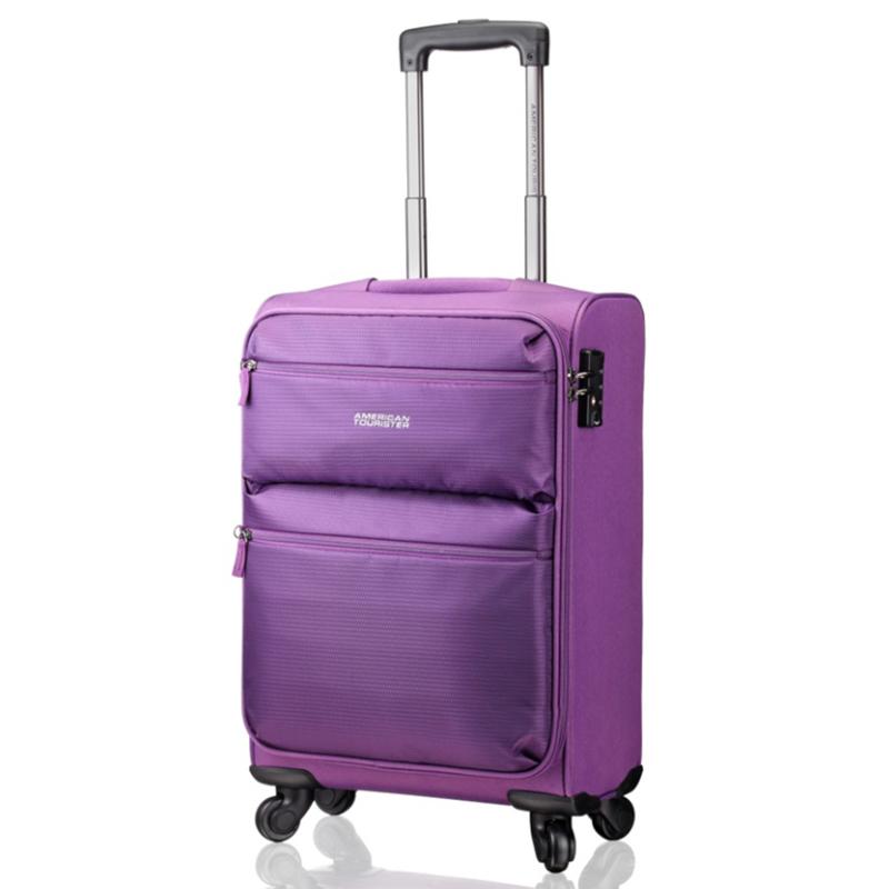 美国旅行者拉杆箱 20英寸 662*50004 紫色