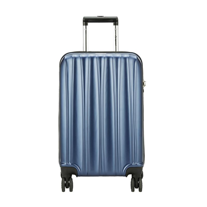 外交官时尚拉杆箱YH-6172蓝色