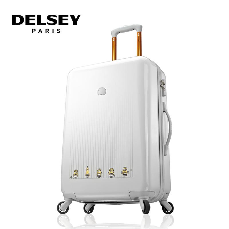 DELSEY&MINIONS小黄人万向拉杆箱00382680111