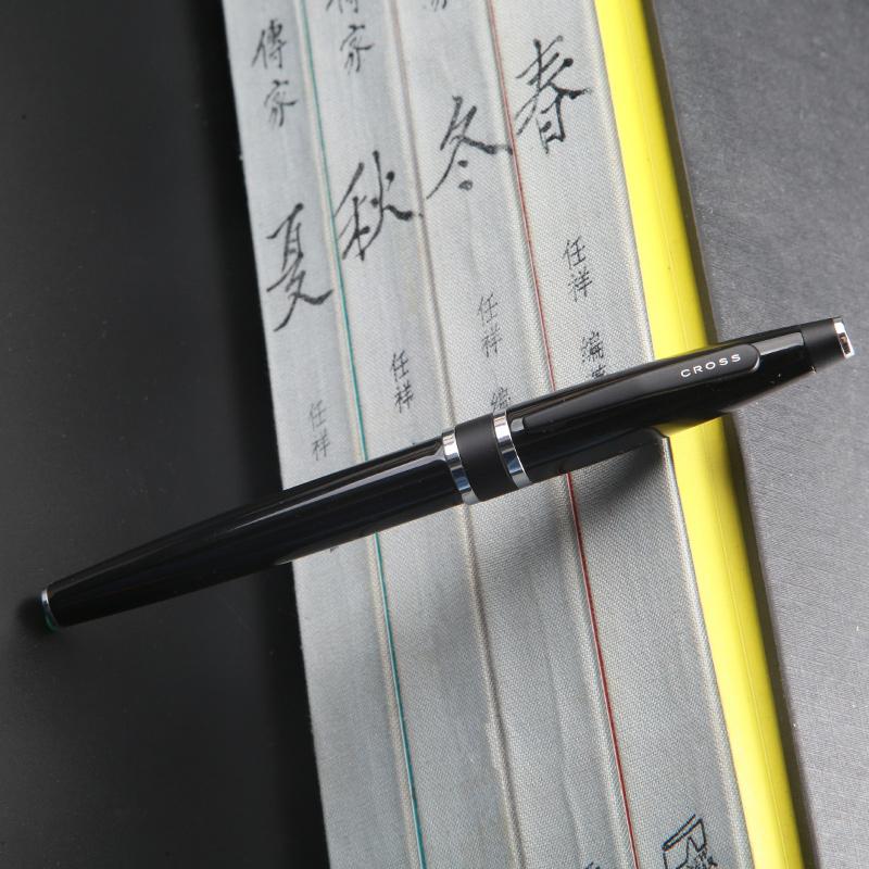 高仕新款商务钢笔
