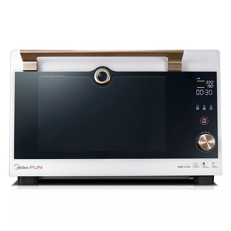 美的烤箱T7-428D白色