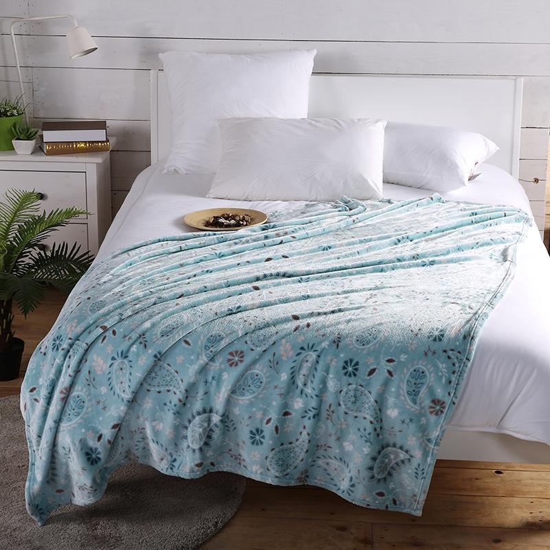 多喜爱洛兹莉法兰绒毯150*200cm