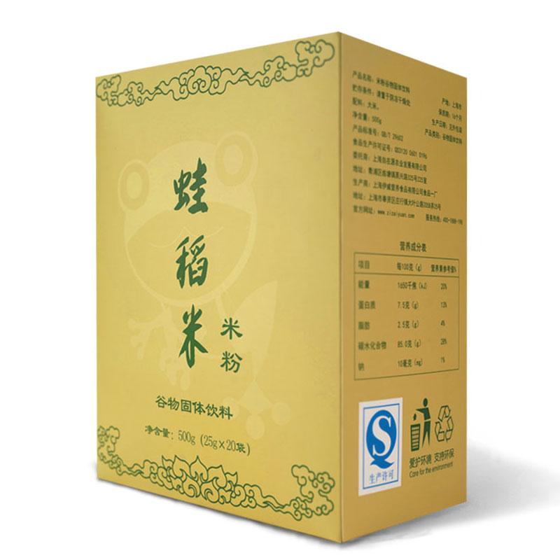 米粉谷物固体饮料25g*20/盒