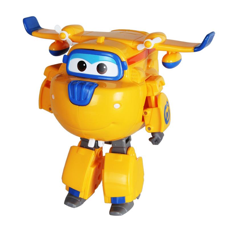 超级飞侠变形机器人-多多