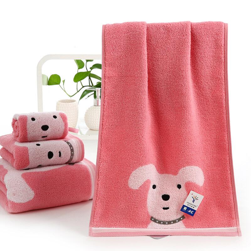 海飞丝+金号毛巾+洗护套装(薄荷牙膏黑人牙刷+毛巾方巾浴巾三件套+碧浪洗衣服+海飞丝)