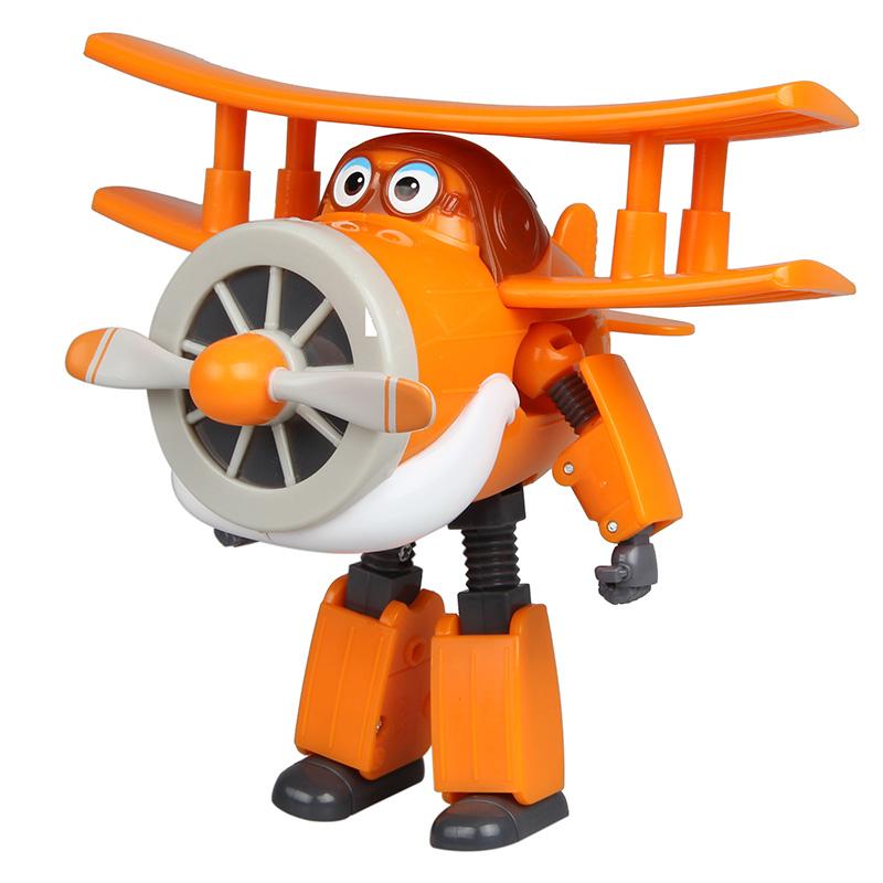 超级飞侠变形机器人-胡须爷爷