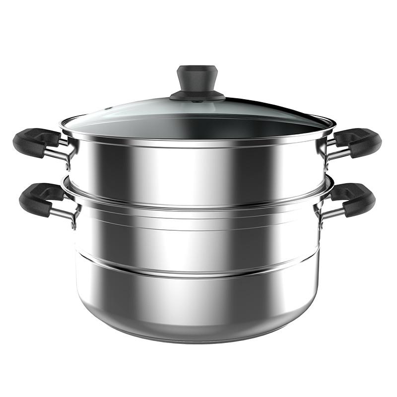 美的不锈钢蒸锅