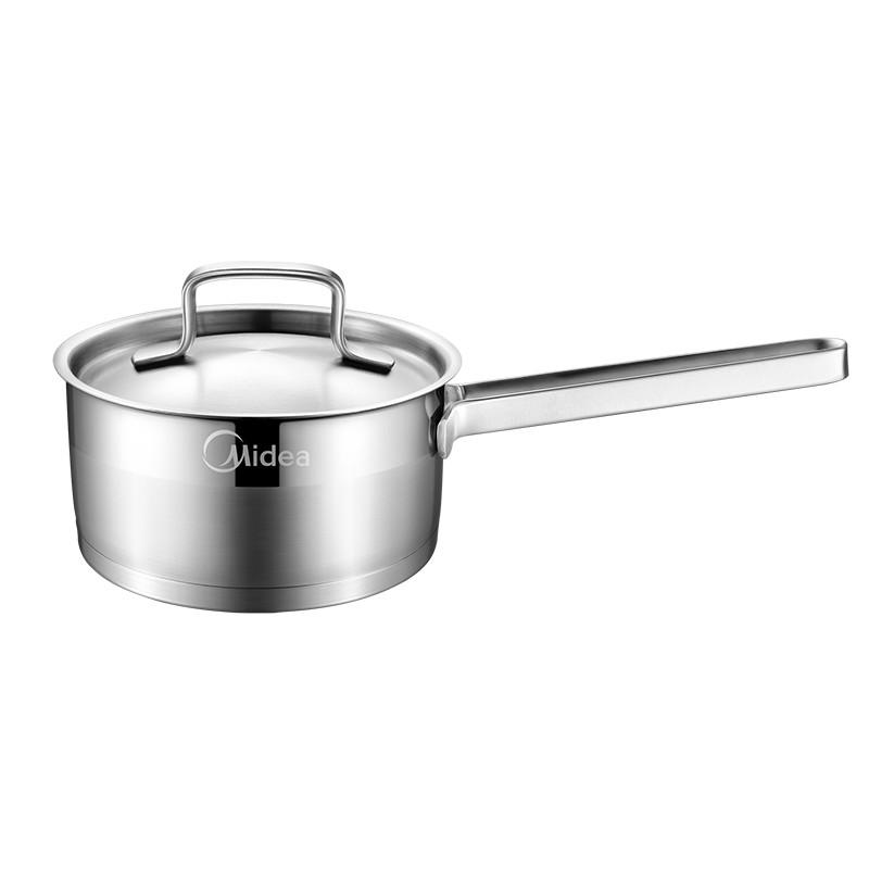 美的不銹鋼奶鍋
