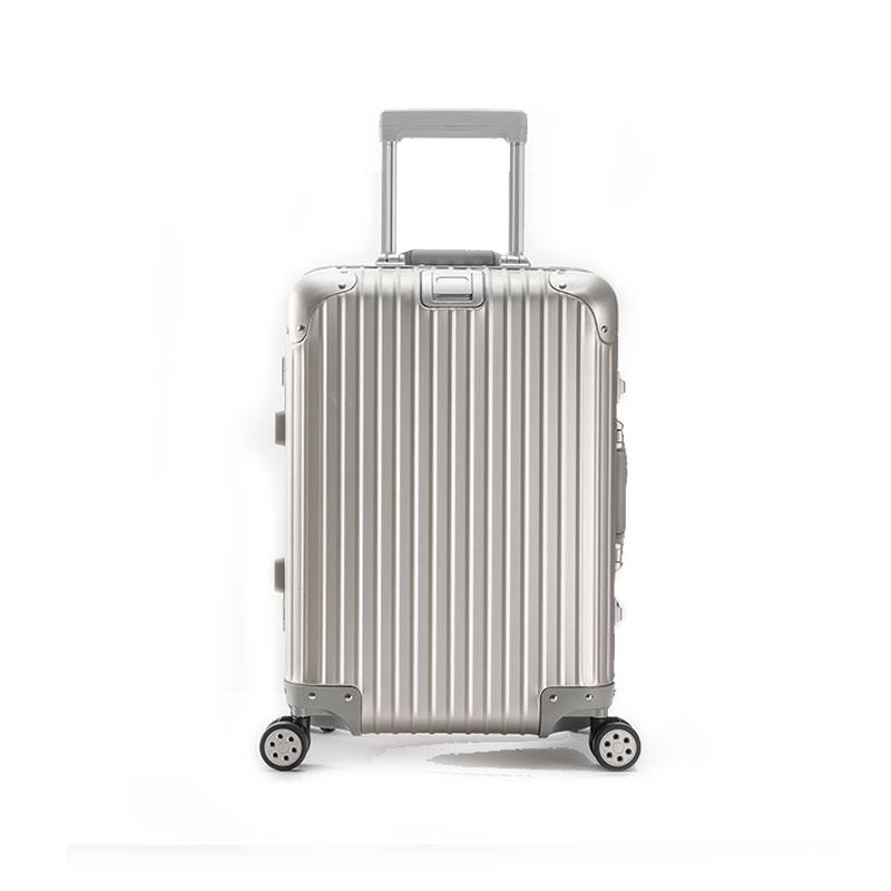 【网易严选】20寸全铝镁合金登机箱-经典黑/太空银/玫瑰金/香槟金