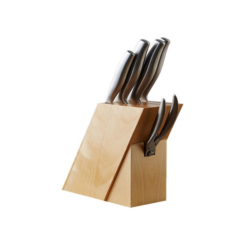 【网易严选】德式六件套不锈钢刀