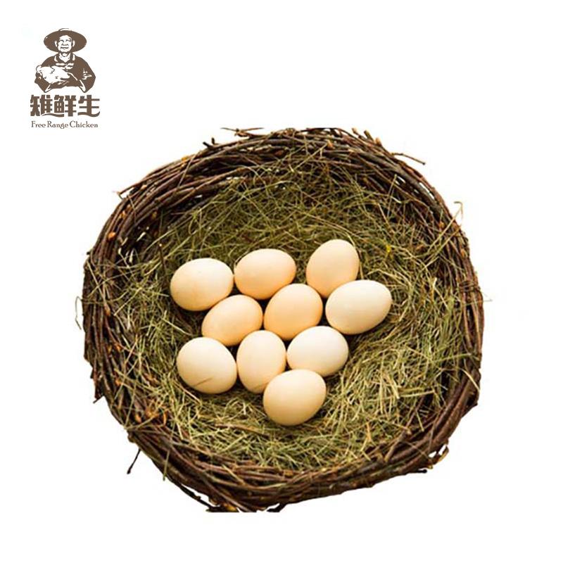 雉鲜生 头窝蛋40枚装
