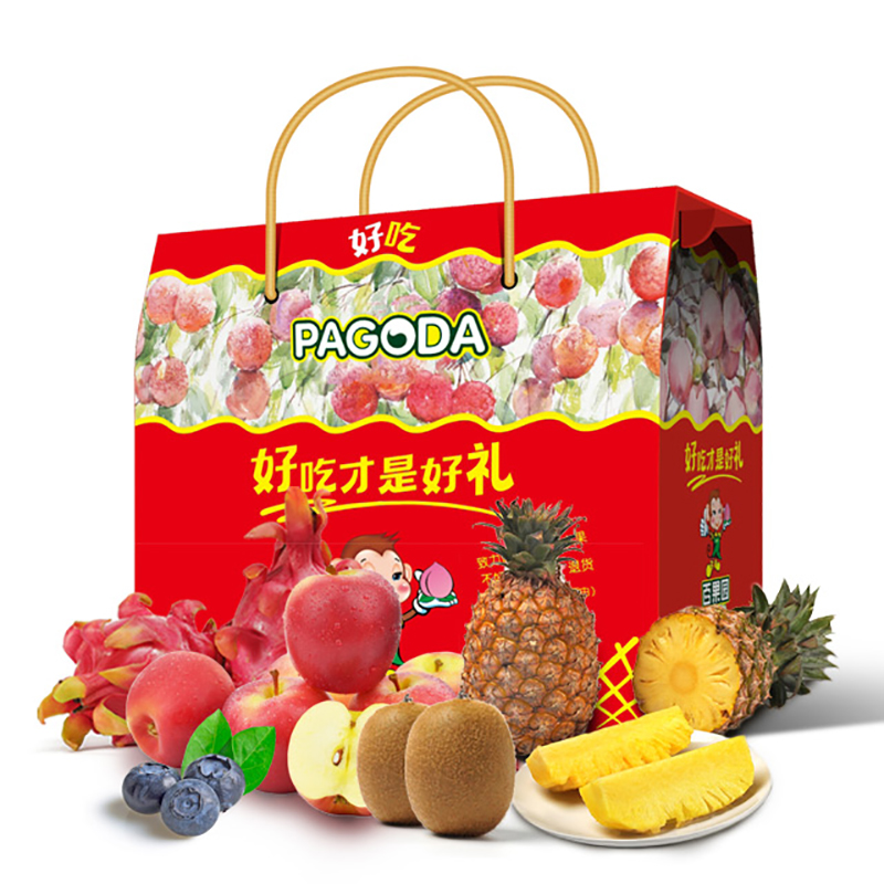 【已售罄】百果园328礼盒(上海北京)