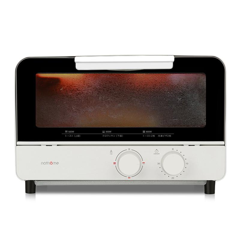 北欧欧慕简糖电烤箱 NKX1208