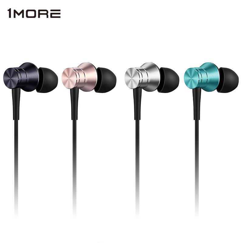 1MORE活塞耳机风尚版(灰色)E1009灰色