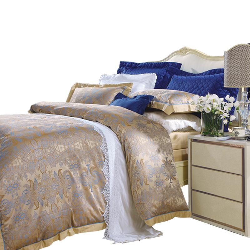 富安娜床单四件套-巴比伦1.5米