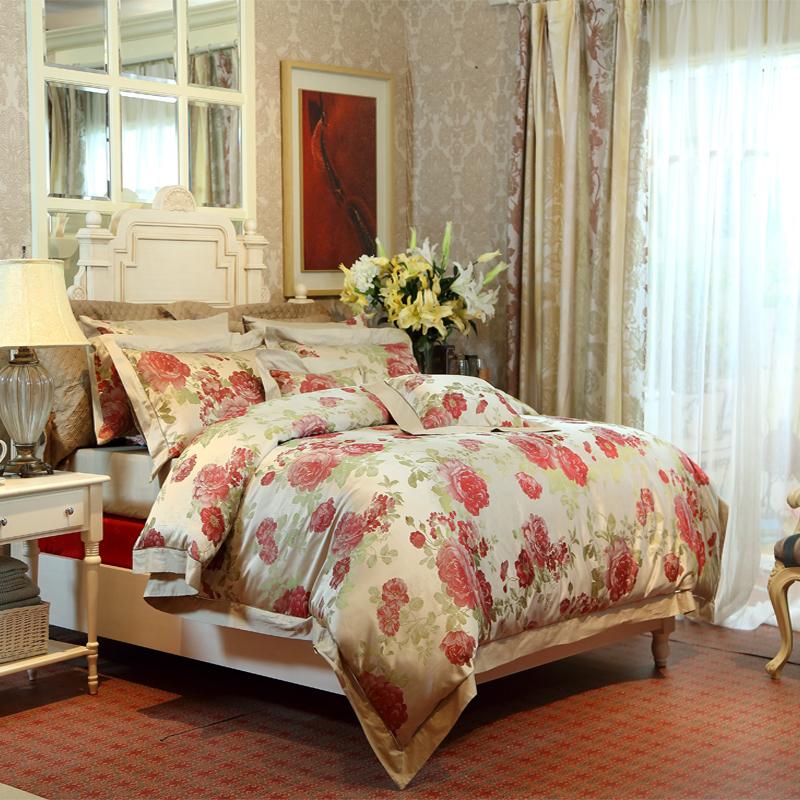 富安娜床单六件套\溢彩琉璃