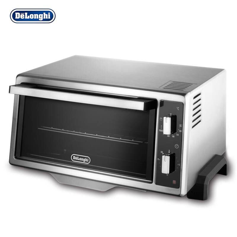 德龙(Delonghi)电烤箱(8.5升)家用多功能迷你烤箱