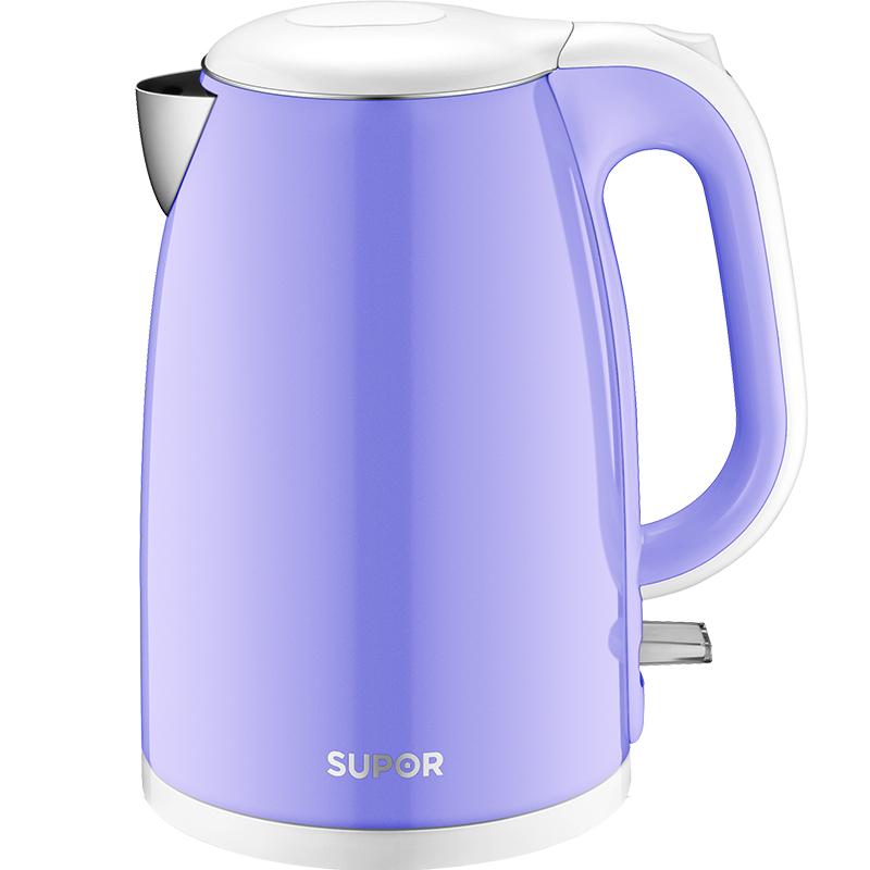 苏泊尔 家用电热水壶1.5L  SWF15E19A