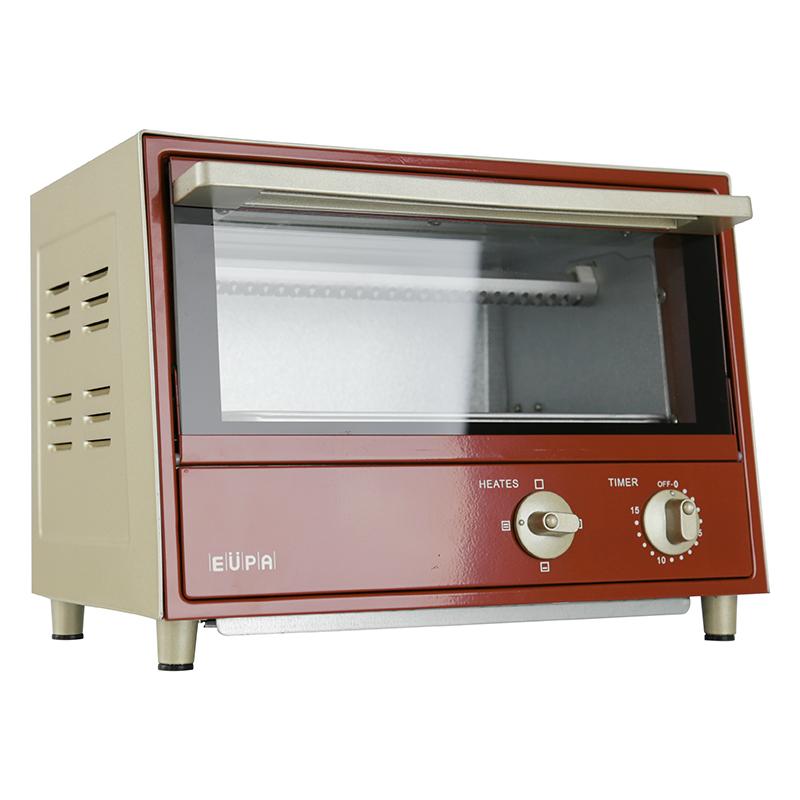 灿坤 复古电烤箱 9L TSK-K0946ST