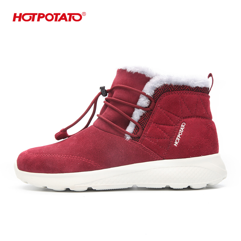 HOTPOTATO户外特工休闲保暖鞋: 通款39-44