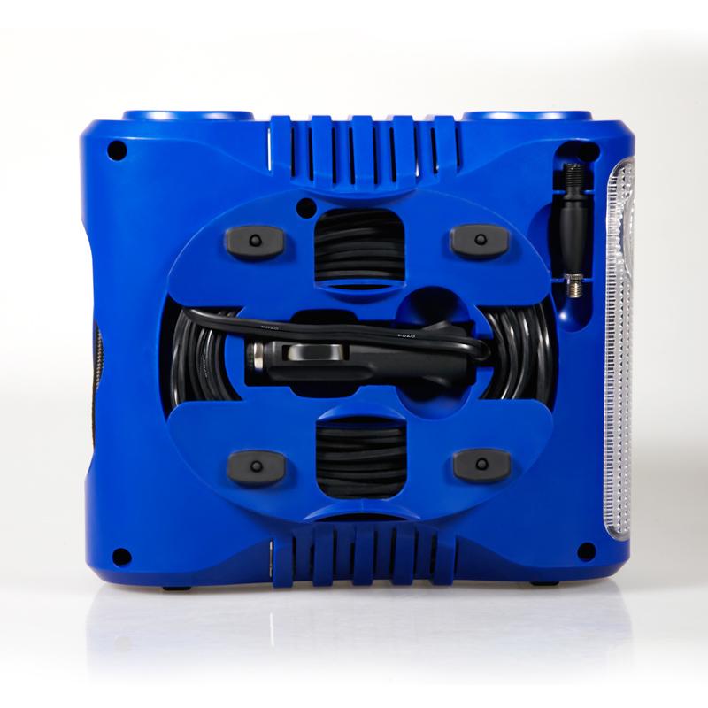 可拆卸胎压计式轮胎充气机