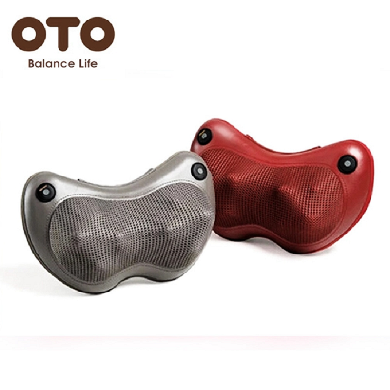 OTO EU288颈椎腰背灰色按摩器  (颜色随机发货)