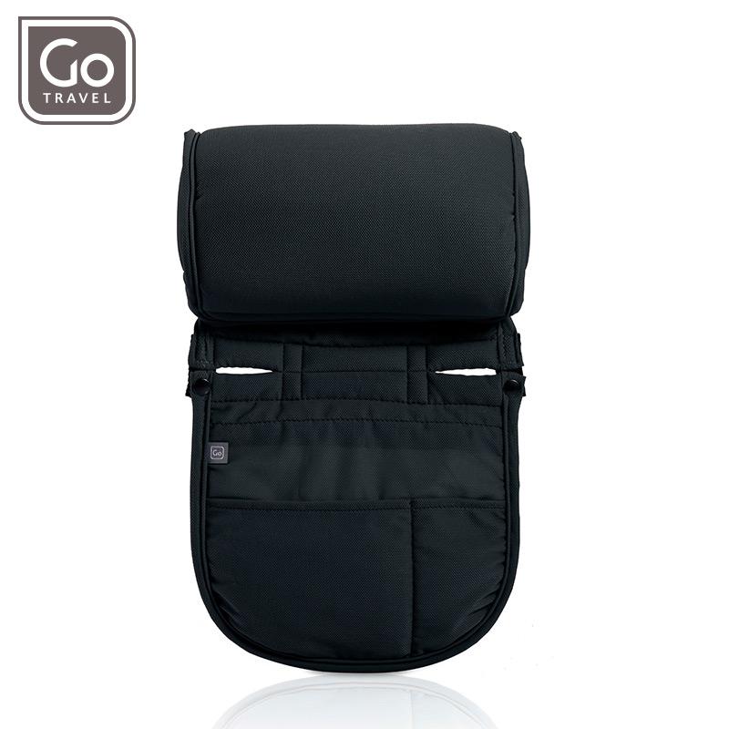 Go Travel 高旅多功能车用收纳颈枕