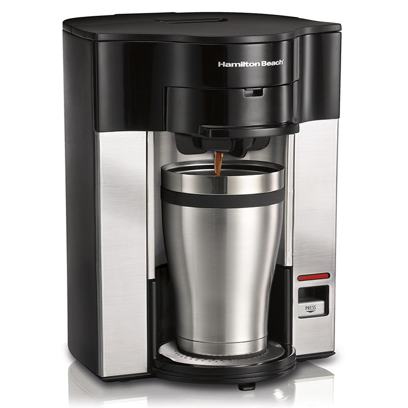 汉美驰 单杯式咖啡机 49993-CN
