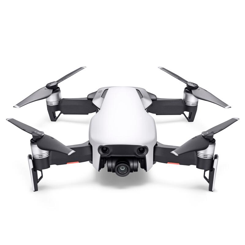 大疆(DJI)无人机 御Mavic Air 4K超清航拍无人机(雪域白色)【全能套装 】便携可折叠